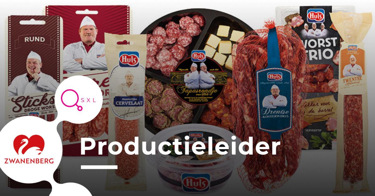 Zwanenberg - Productieleider Image