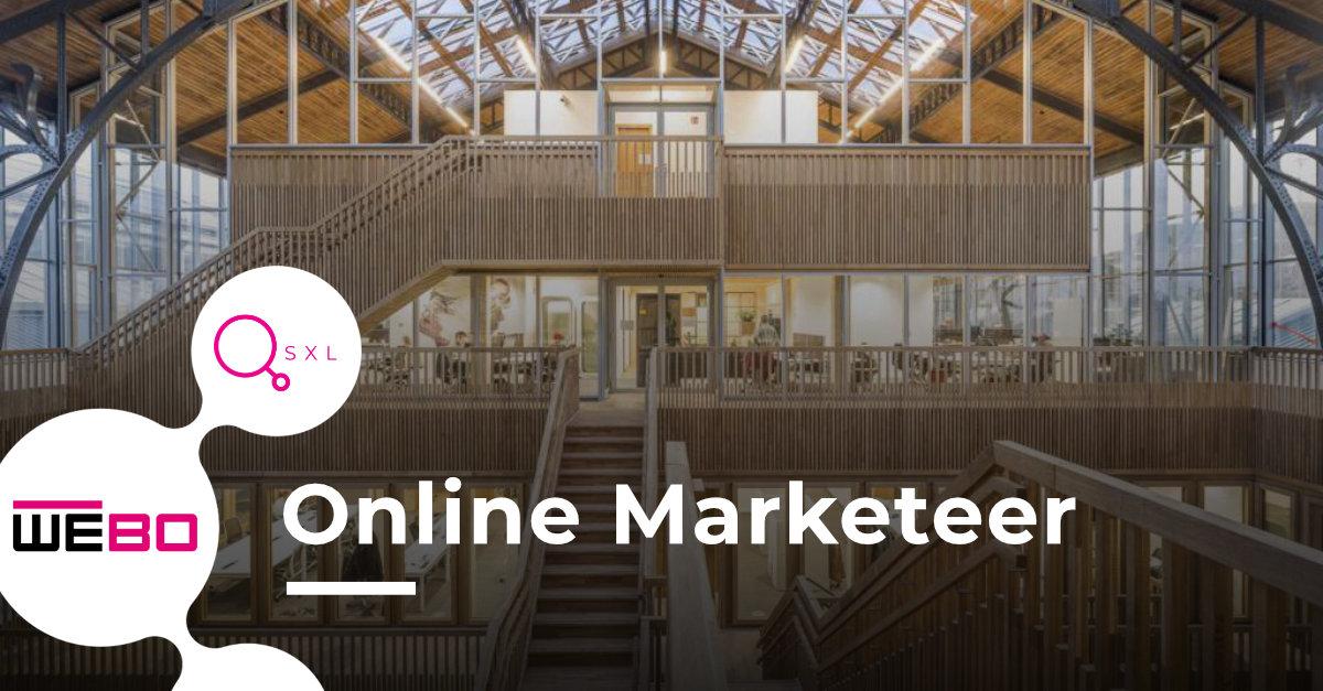 WEBO - Online Marketeer Image