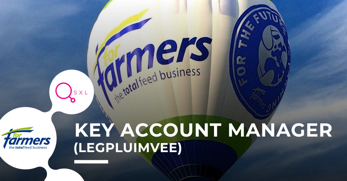 ForFarmers - Key Account Manager (Legpluimvee) Image