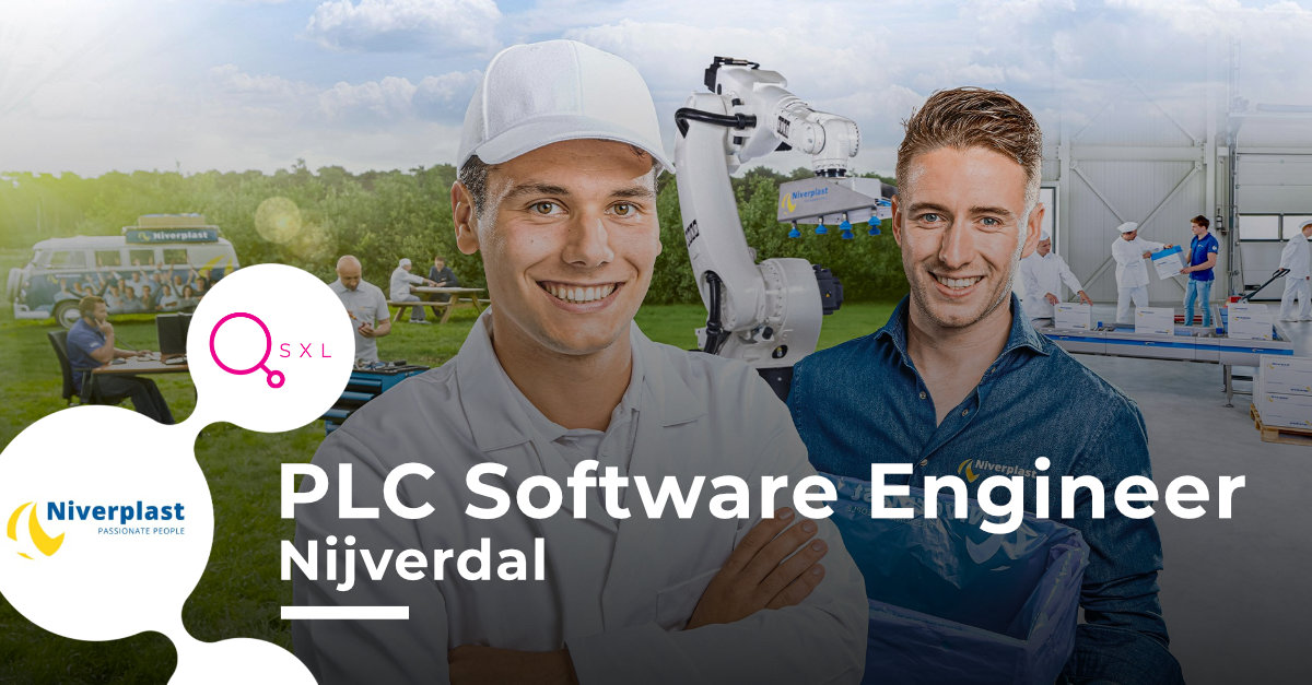 Niverplast - PLC Software Engineer Image