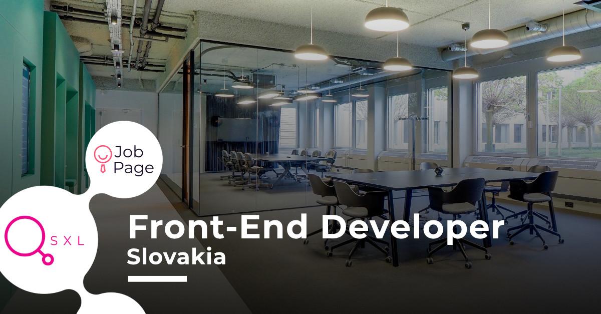QSXL - Front end developer Image