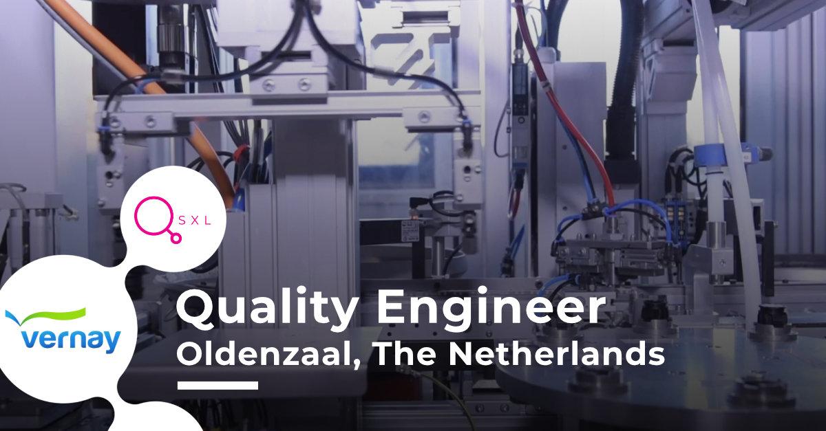 Vernay - Quality Engineer Image