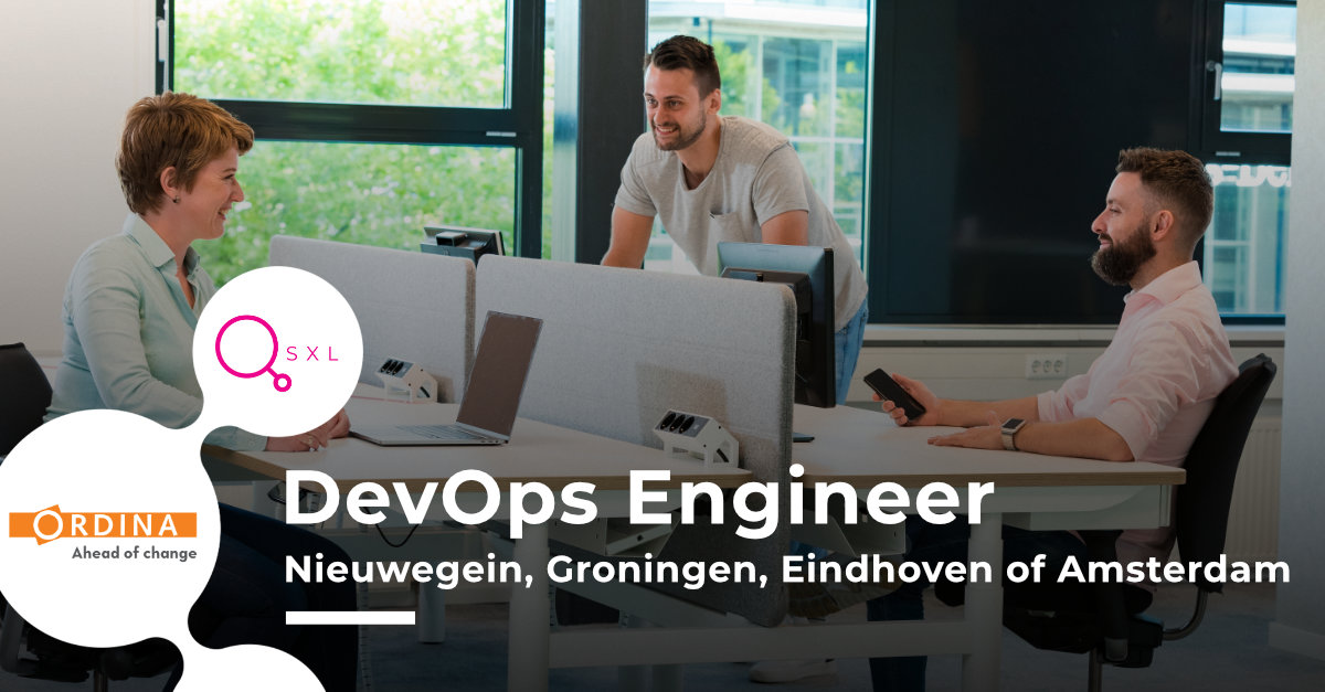 Ordina - DevOps Engineer Image