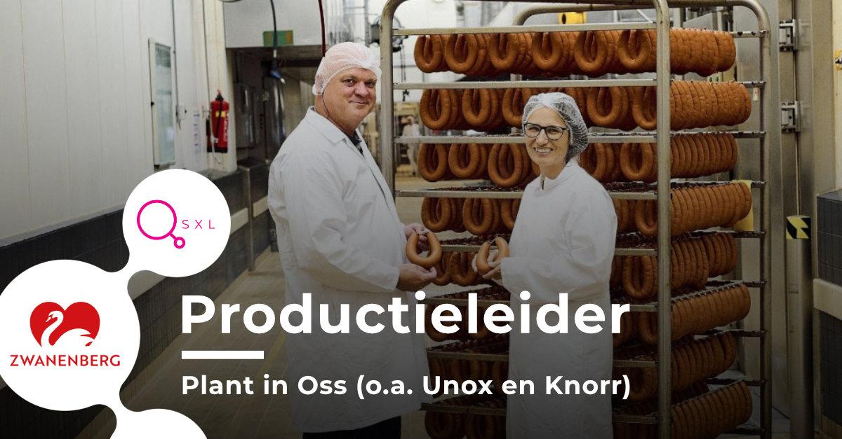 Zwanenberg - Productieleider (dagdienst) Image