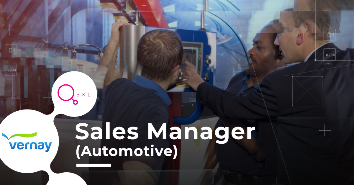 Vernay - Sales Manager (Automotive) Image
