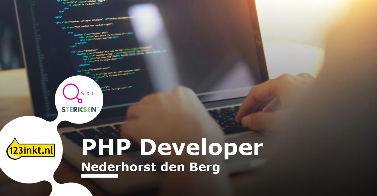 123inkt - PHP Developer Image