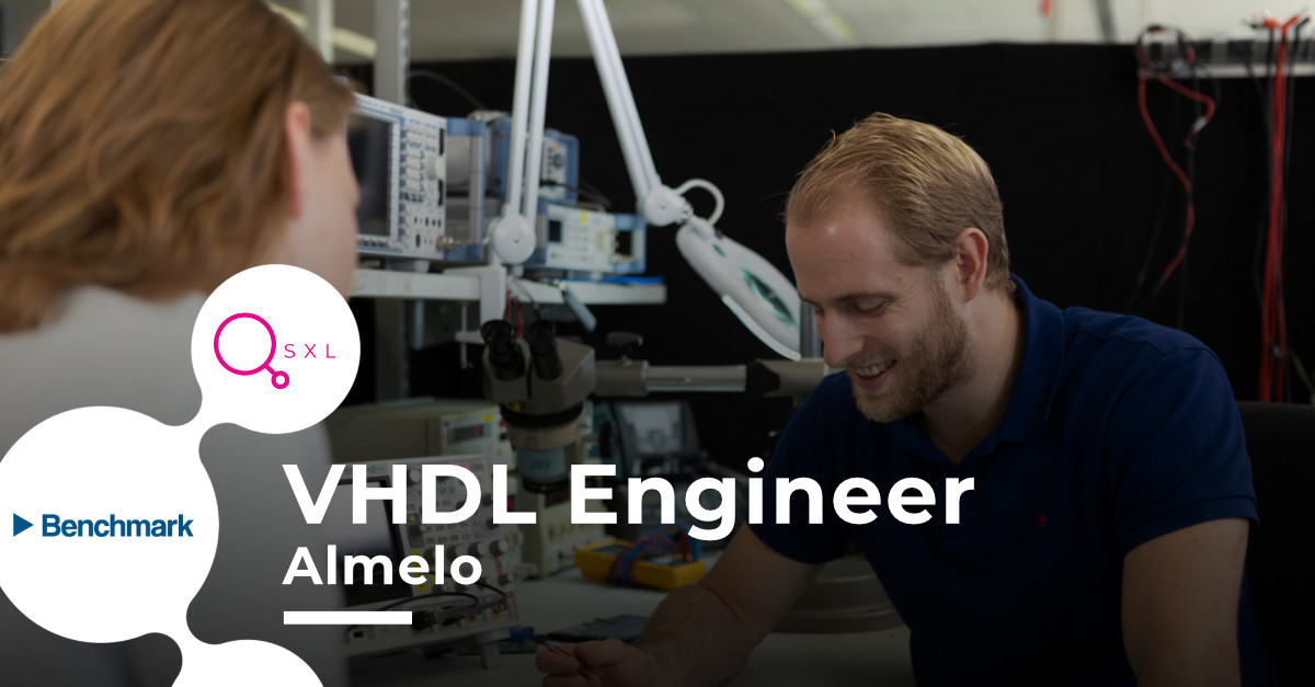 Benchmark - VHDL Engineer Image