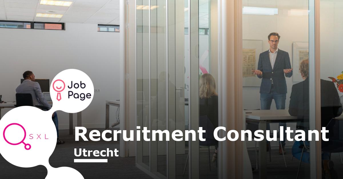 QSXL - Recruitment Consultant Image